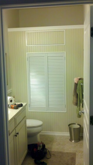 Tub to Closet Conversion 1 by - Wall Woodworks Co