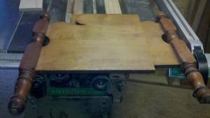 Head Board Loveseat 3 by - Wall Woodworks Co