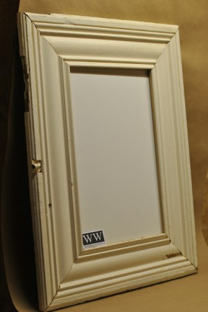 Rustic Picture Frame 2 by - Wall Woodworks