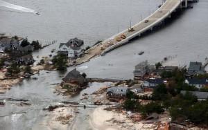 Mantaloking Bridge Destroyed
