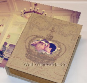Wedding Guest Book Puzzle A Custome Wood Jigsaw Puzzle 3 by - Wall Woodworks Co