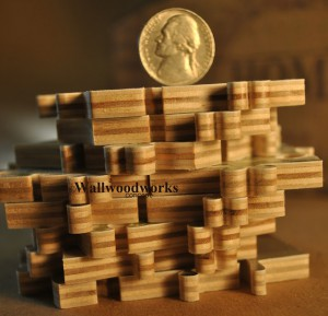 Wood Wedding Guest Book Puzzle A Jigsaw Puzzle Guest Book 2 by - Wall Woodworks Co