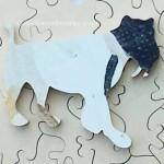 Dinosaur3 Jigsaw puzzle piece