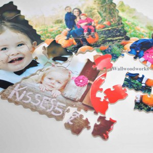 Wood Puzzle for Children - Wall Woodworks Company