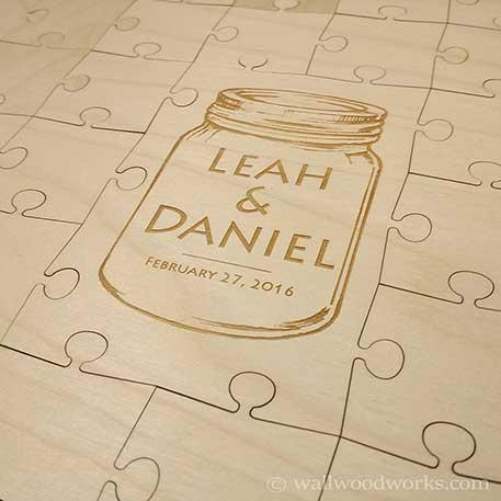 Engraved Puzzle Designs