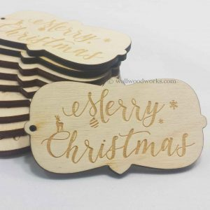 Christmas Gift Tags - Merry Cristmas