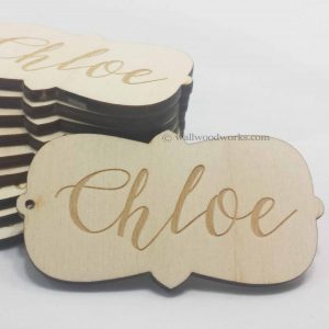 Christmas Gift Tags - Names