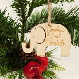 Tree Decoration Elephant